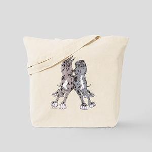 CN MrlW Lean Tote Bag