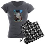 Cinderella Women's Charcoal Pajamas