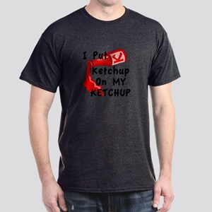 Ketchup Lovers Dark T-Shirt