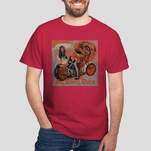 Big Dawg Duds Babe in Wonderland Dark T-Shirt