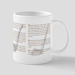 A Pipe Smoker's Tale Mug