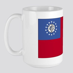 Burma Large Mug