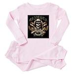 Gangsta Love Baby Pajamas