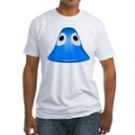 Useless Blob Fitted T-Shirt