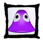 Useless Blob Throw Pillow