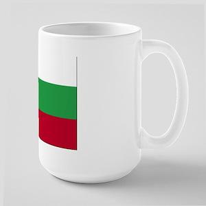 Bulgaria Large Mug