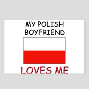 My Portuguese Boyfriend Loves Me Postcards (Packag