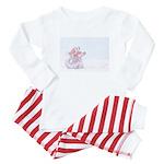 Snow Dragon Baby Pajamas (Baby Baby Pajamas)