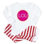 lol! Baby Pajamas