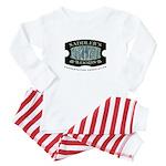 Saddler's Woods Baby Pajamas