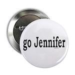 "go Jennifer 2.25"" Button (100 pack)"