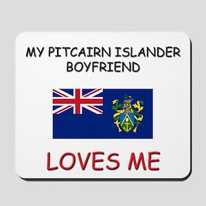 My Polish Boyfriend Loves Me Mousepad
