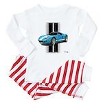 New Racing Car Baby Pajamas