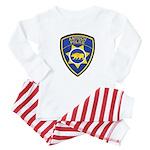 Antioch Police Department Baby Pajamas