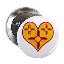 New Mexico Zia Heart 2.25