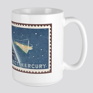 Project Mercury Large Mug