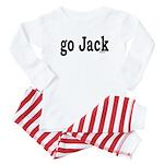 go Jack Baby Pajamas