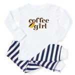 Coffee Girl Infant Creeper