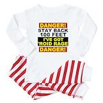 'Roid Rage Baby Pajamas
