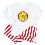 USS GUADALUPE Baby Pajamas