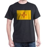 New Mexico State Flag Dark T-Shirt