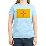 New Mexico State Flag Women's Light T-Shirt