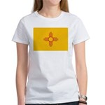 New Mexico State Flag Women's T-Shirt