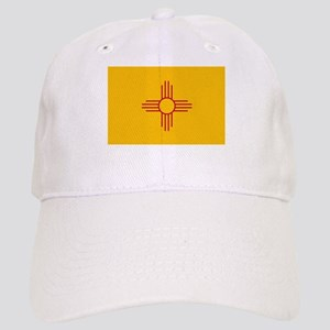 New Mexico State Flag Cap