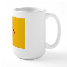 New Mexico State Flag Large Mug
