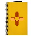 New Mexico State Flag Journal