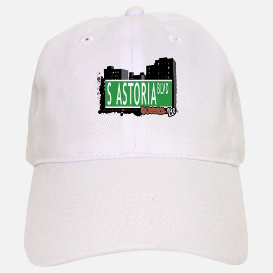 S ASTORIA BOULEVARD, QUEENS, NYC Baseball Baseball Cap