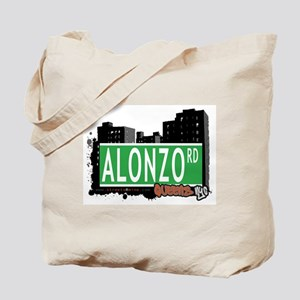 ALONZO ROAD, QUEENS, NYC Tote Bag