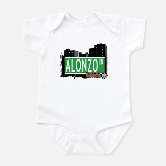 ALONZO ROAD, QUEENS, NYC Infant Bodysuit
