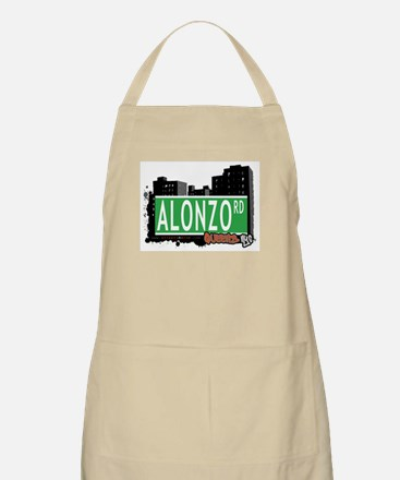 ALONZO ROAD, QUEENS, NYC BBQ Apron