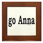 go Anna Framed Tile