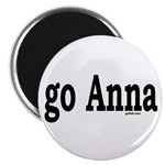 go Anna Magnet