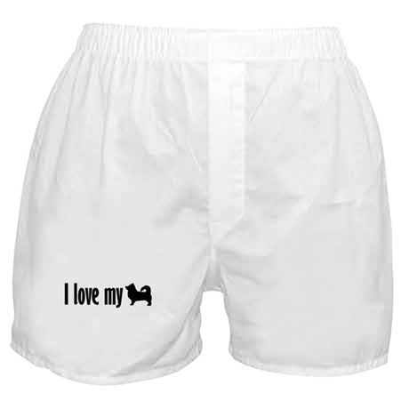 Love My Chi Boxer Shorts