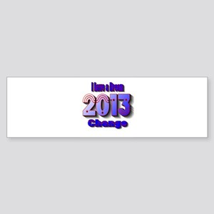 Dream 2013 Bumper Sticker