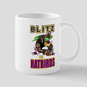 Blitz The Ratbirds Mug