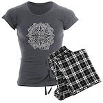Outdoor Energy Women's Charcoal Pajamas
