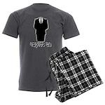 EXPECT US Men's Charcoal Pajamas