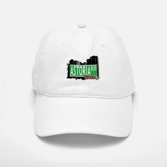 ASTORIA BOULEVARD, QUEEN, NYC Baseball Baseball Cap