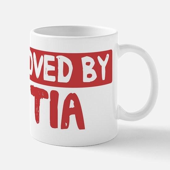 Loved by Tia Mug