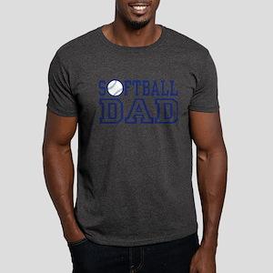 Softball Dad Dark T-Shirt