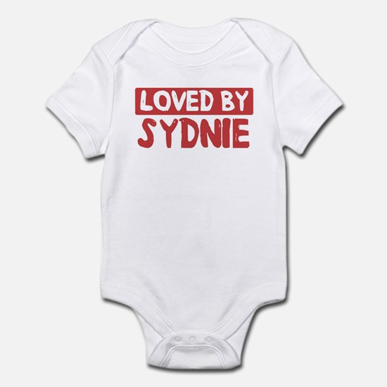 Loved by Sydnie Infant Bodysuit