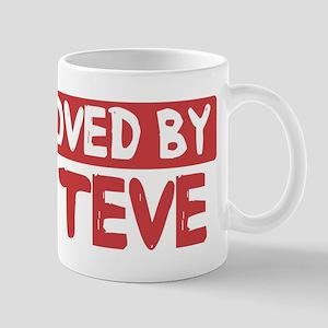 Loved by Steve Mug