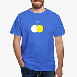 Hapa Ven Diagram Dark T-Shirt