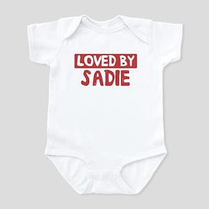 Loved by Sadie Infant Bodysuit