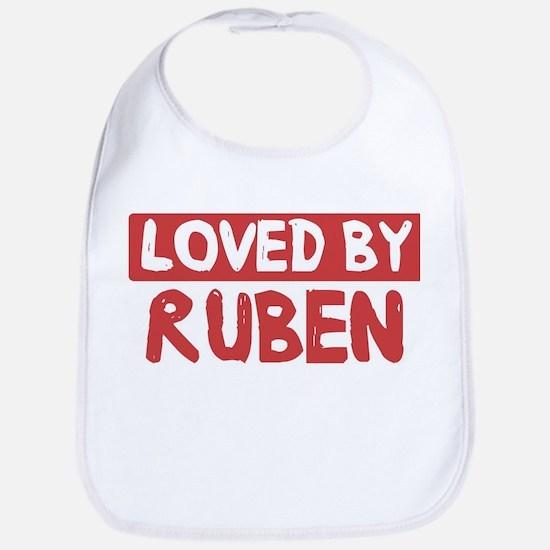 Loved by Ruben Bib