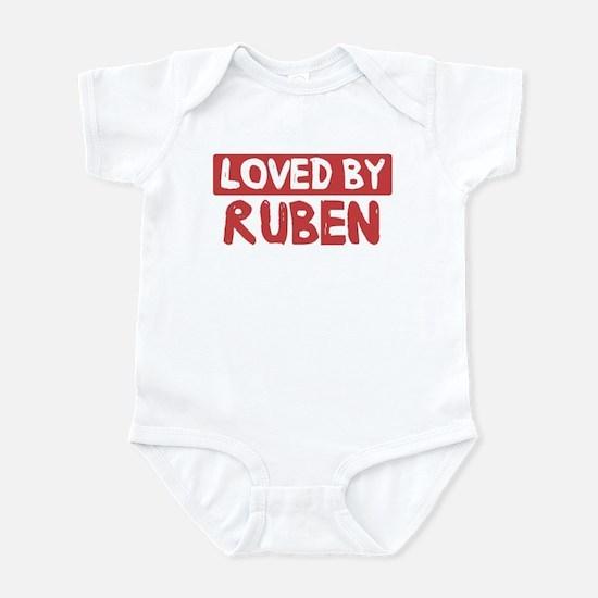 Loved by Ruben Infant Bodysuit